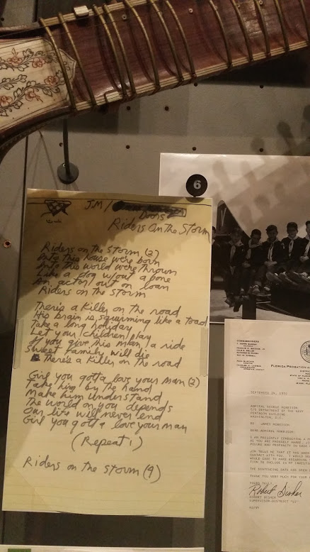 Doors Riders lyrics
