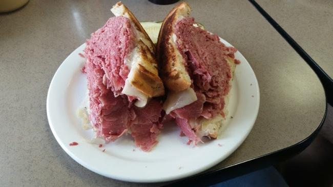 Slymans sandwich