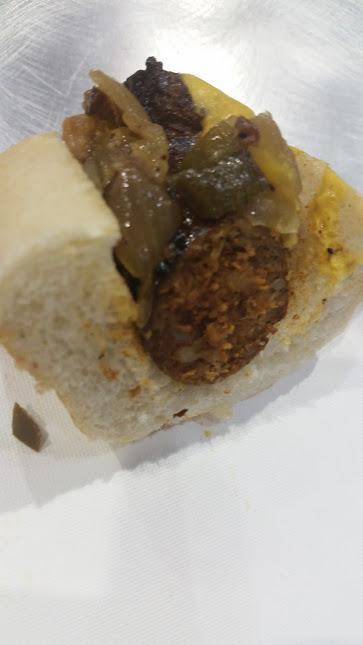 Baconfest chorizo sausage